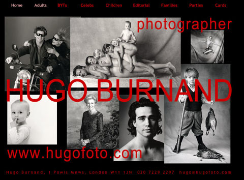 Hugo Burnand