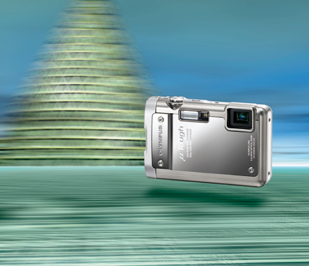 European All-Weather Compact Camera 2010-2011 Winner: Olympus µ Tough-8010