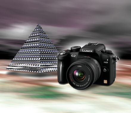 European Multimedia Camera 2010-2011 Winner: Panasonic Lumix DMC-G2