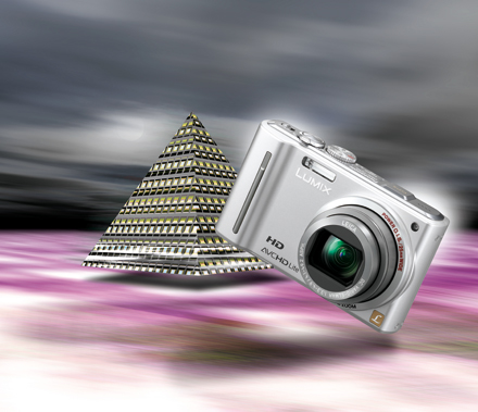 European Travel Compact Camera 2010-2011 Winner: Panasonic Lumix DMC-TZ10