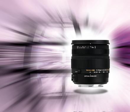 European Lens 2010-2011 Winner: Sigma 17-70mm f/2.8-4 DC Macro OS HSM