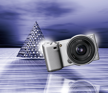 European Micro System Camera 2010-2011 Winner: Sony α NEX-5