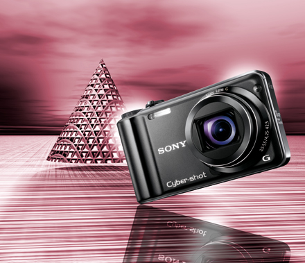 European Compact Camera 2010-2011 Winner: Sony Cyber-shot DSC-HX5V