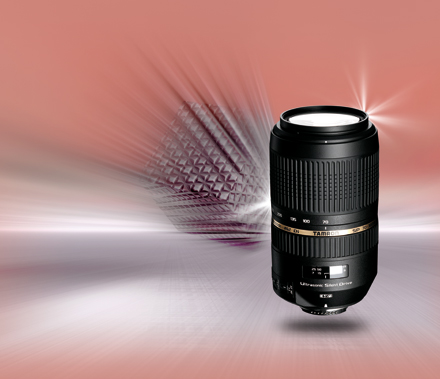 European Zoom lens 2010-2011 Winner: Tamron SP70-300mm f/4-5.6 Di VC USD
