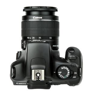 Canon EOS 1100D features