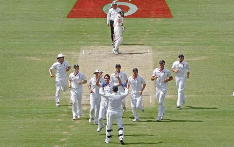 Winning cricket image