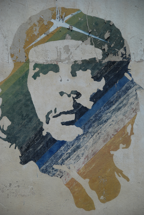 Che wall art