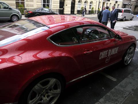 Bond car
