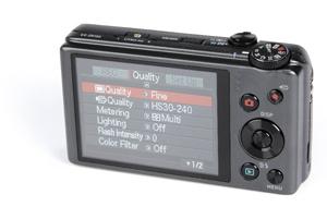 Casio Exliim EX-ZR100