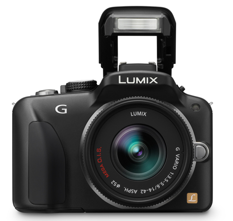 Lumix DMC-G3