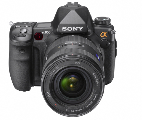 Sony Alpha 850 DSLR