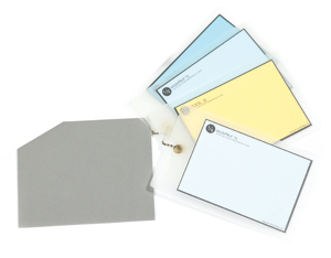 Warm cards - Instead of using a white or neutral grey card, a white balance reading could be taken from a coloured card.