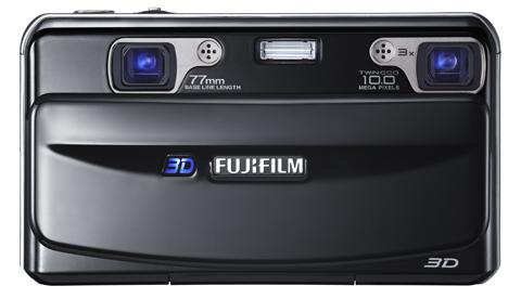 Fuji W1 3D camera image
