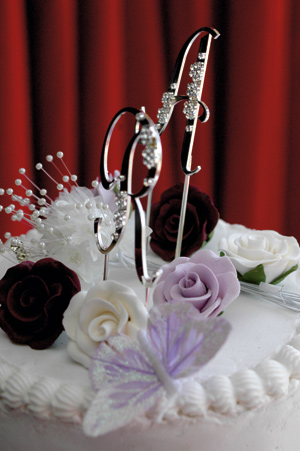 Capture small details at a wedding for great images for the wedding album