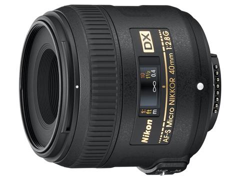 Nikon 40mm f/2.8G image