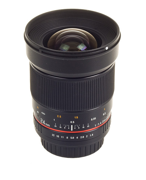 Samyang 24mm f/1.4 image