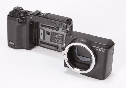 Ricoh GXR Leica M-mount
