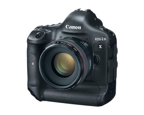 Canon EOS 1-DX