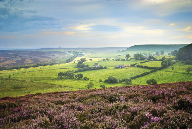 Masterclass With Tom Mackie Landscape North Yorkshire