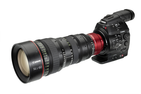Canon: Full-frame DSLR under development (update with C300 price ...