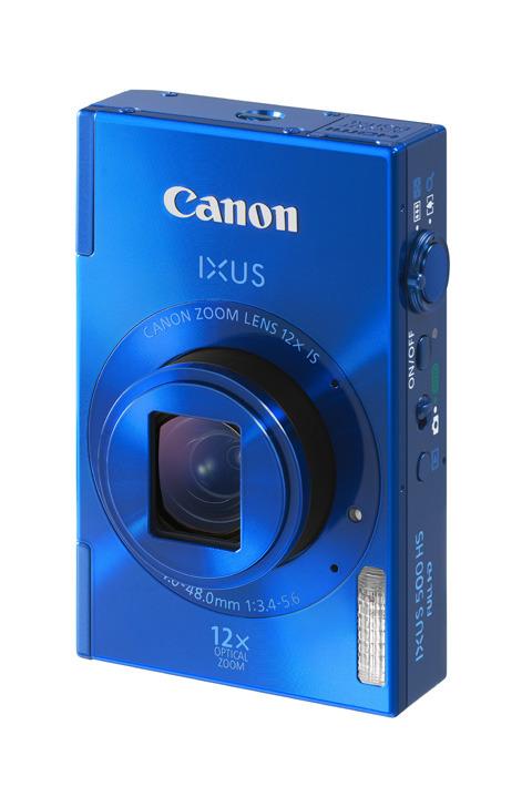 Canon Ixus 500 HS image