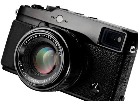 Fuji X-Pro1 image