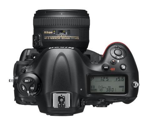 Nikon D4 image