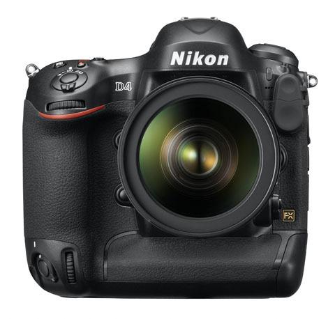 Nikon D4 delay