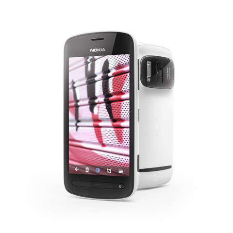 Nokia 808 PureView image