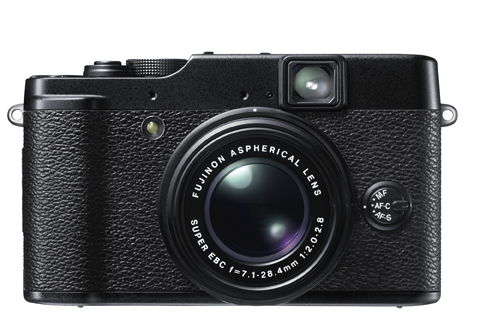 Fujifilm X10 image