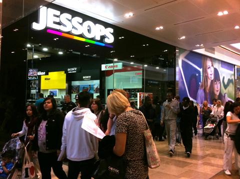 Jessops Stratford
