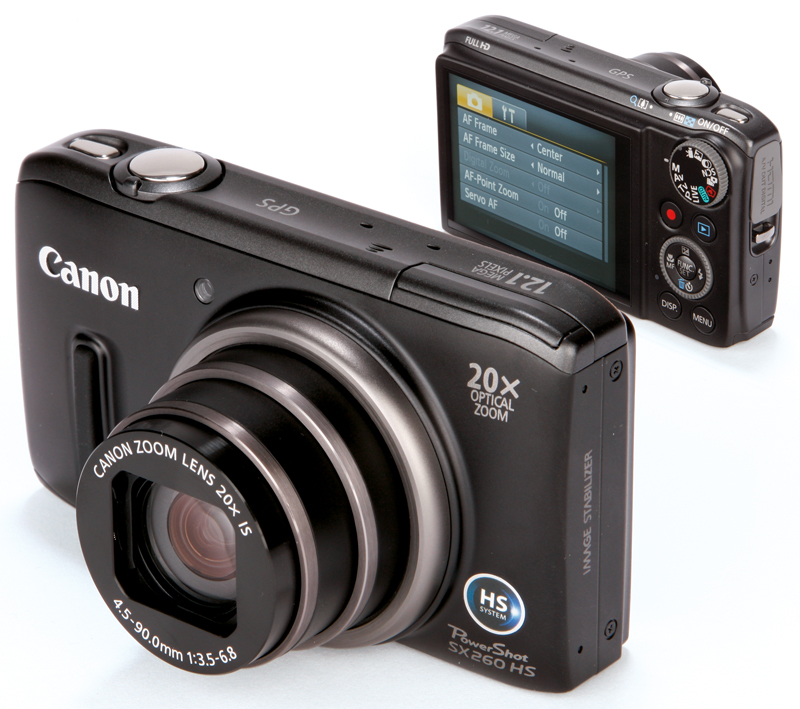 canon powershot sx260 hs manual