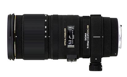 70-200 28 EX DG OS HSM lens