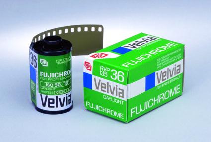 Velvia 50