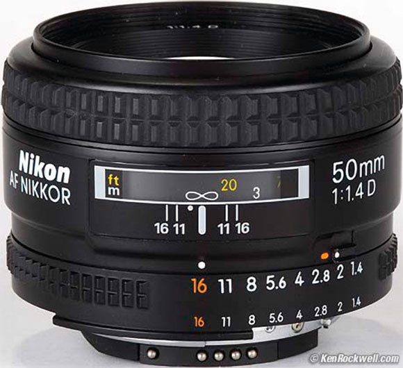 lens for portraits