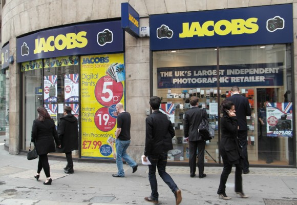 Jacobs Cannon Street