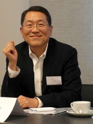 S H Lim Samsung