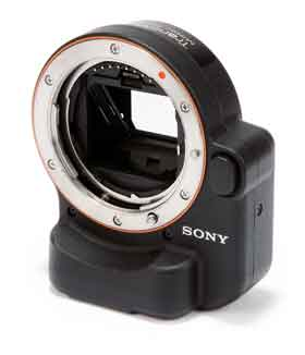 Second-hand Lenses Adapters - Sony CSC Adapters - Amateur