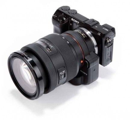 Second-hand Lenses Adapters - Sony