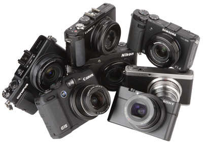 Fast aperture compacts
