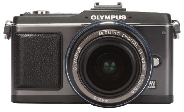 Olympus Pen E-P2 front