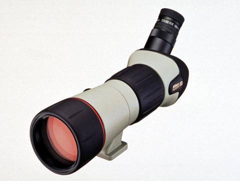 Nikon digiscoping
