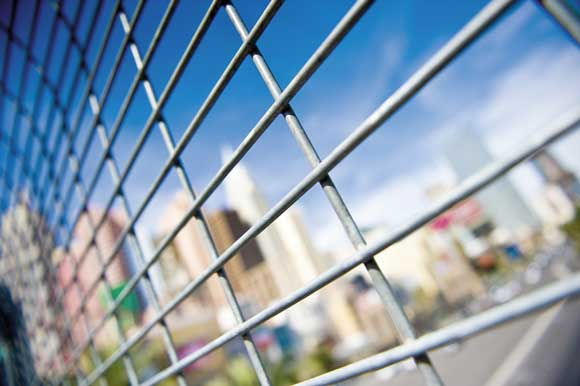 Leading-Lines-Fence