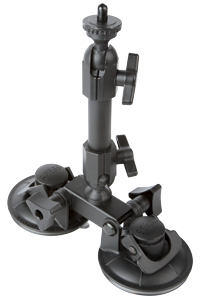 Delkin Devices Fat Gecko Dual Suction Mount