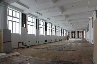 Media Space pre-construction