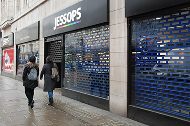 Jessops New oxford street Feb 2013