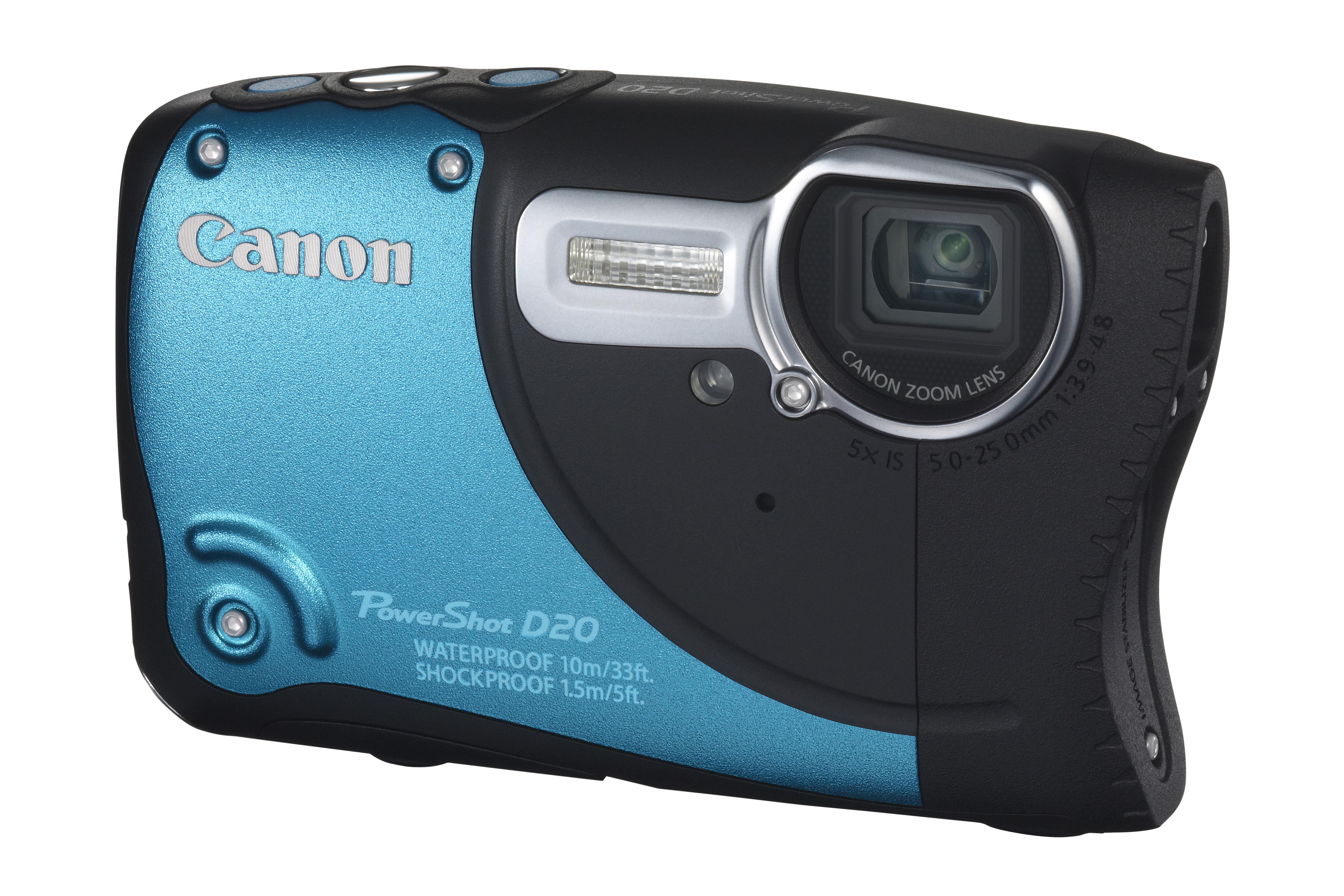 Best underwater cameras of 2013: 5 waterproof cameras - Amateur ...