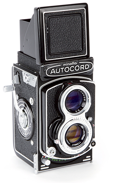Best Second Hand Twin Lens Reflex Cameras Amateur