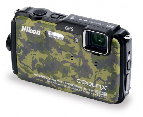 When Looking For The Next Item To Add Your Photographic Kit A Waterproof Freezeproof Shockproof Compact Camera May Not Be First That Springs
