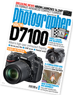 Amateur Photographer magazine on the iPad